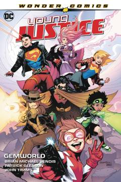 YOUNG JUSTICE TP 01 GEMWORLD