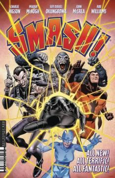 SMASH COMICS SPECIAL 2020