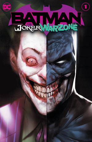 BATMAN THE JOKER WAR ZONE