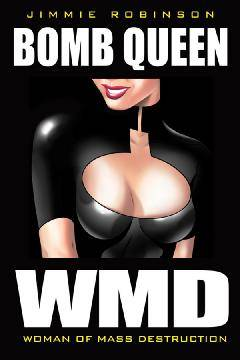 BOMB QUEEN TP 01 WOMAN OF MASS DESTRUCTION