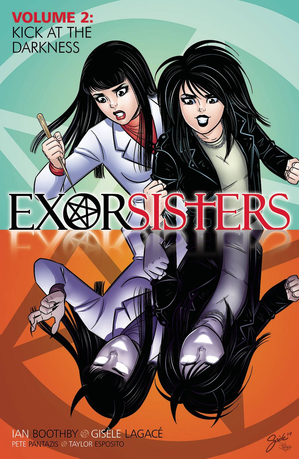 EXORSISTERS TP 02