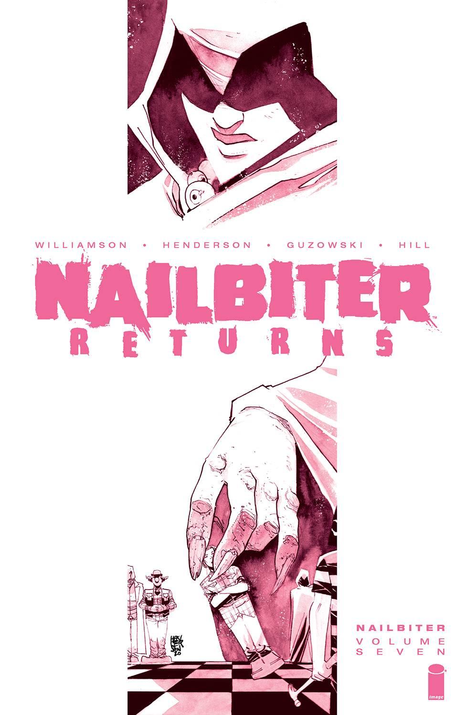 NAILBITER TP 07 NAILBITER RETURNS