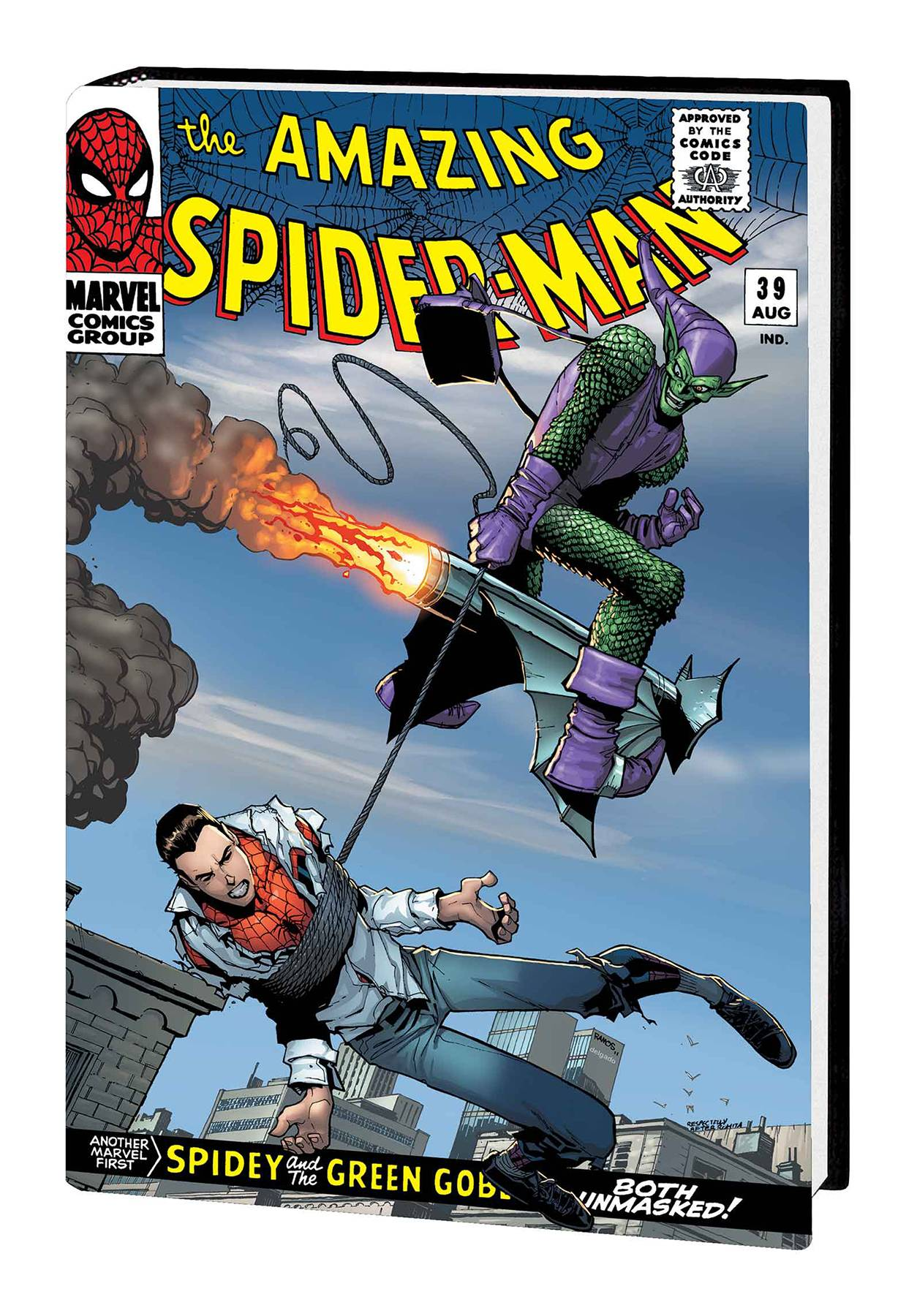 AMAZING SPIDER-MAN OMNIBUS HC 02