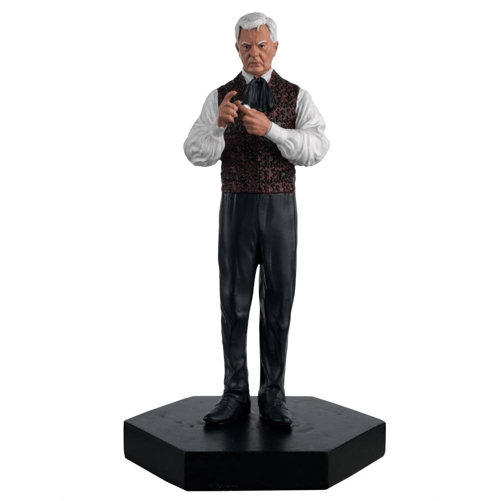 DOCTOR WHO FIGURINES COLLECTION
