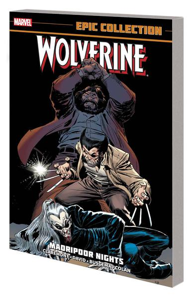WOLVERINE EPIC COLLECTION TP 01 MADRIPOOR NIGHTS
