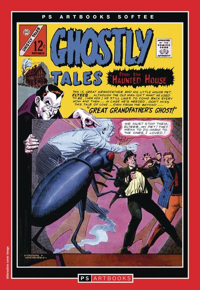 SILVER AGE CLASSICS GHOSTLY TALES SOFTEE TP 01