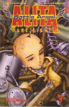 BATTLE ANGEL ALITA VIII