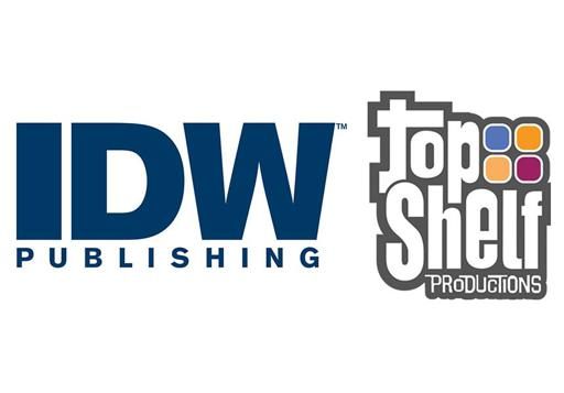 IDW - Top Shelf