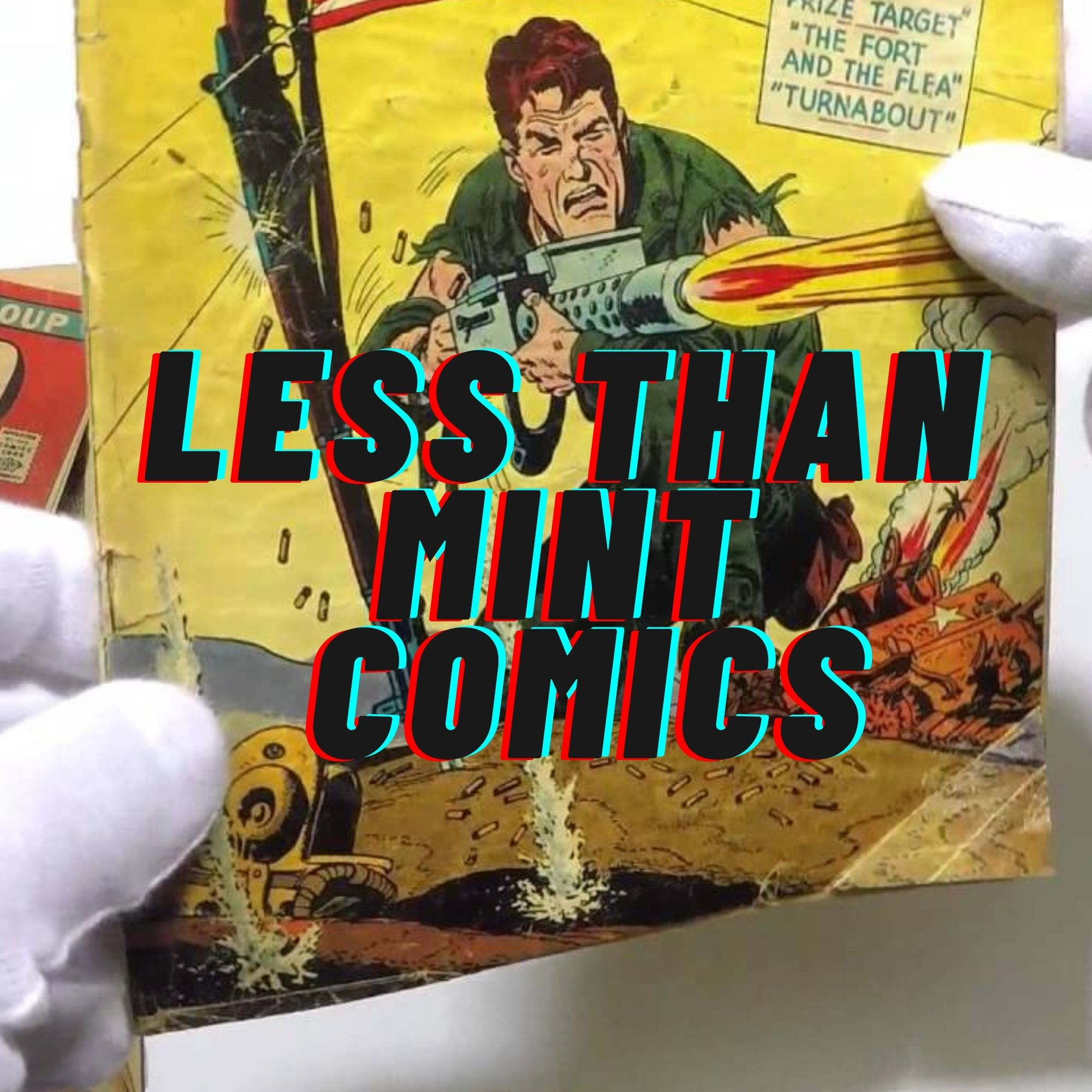 Less Than Mint Comics